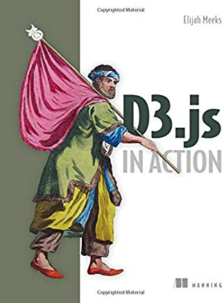 D3.js in Action Cover
