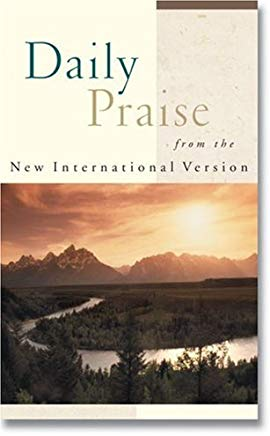 Daily Praise from the New International Version Cover
