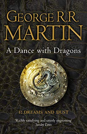 Dance with Dragons: Dreams and Dust (A Song of Ice and Fire) Cover