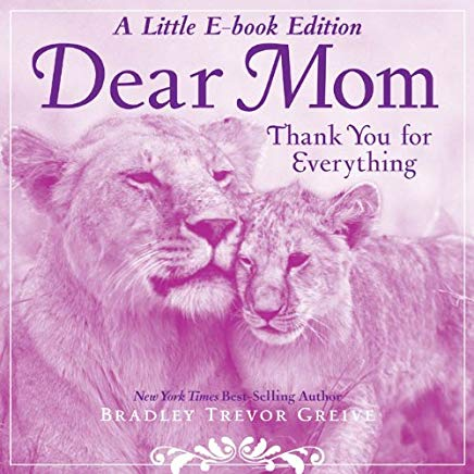 Dear Mom: A Little E-Book Edition Thank You for Everything Cover