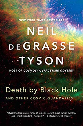 Death by Black Hole: And Other Cosmic Quandaries Cover