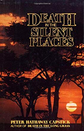 Death in the Silent Places Cover
