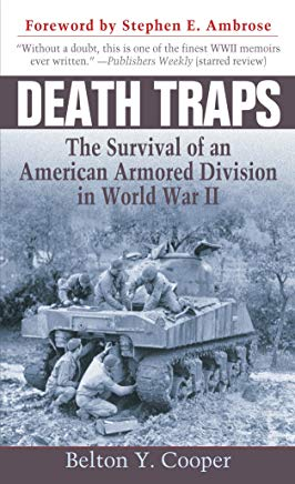 Death Traps: The Survival of an American Armored Division in World War II Cover