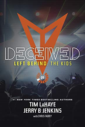 Deceived (Left Behind: The Kids Collection) Cover