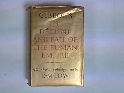 Decline and Fall of the Roman Empire Cover