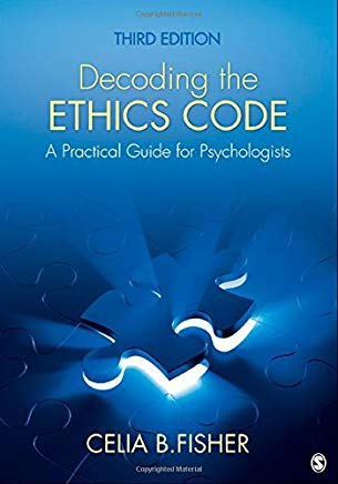 Decoding the Ethics Code: A Practical Guide for Psychologists Cover