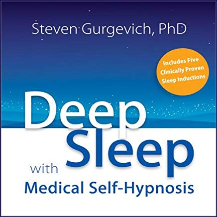 Deep Sleep with Medical Hypnosis: Find Restful, Restorative Sleep - Naturally Cover