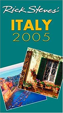 DEL-Rick Steves' Italy 2005 Cover