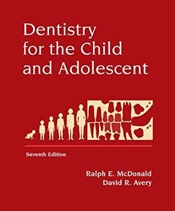 Dentistry for the Child and Adolescent Cover