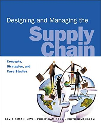 Designing and Managing the Supply Chain: Concepts, Strategies, and Cases w/CD-ROM Package Cover