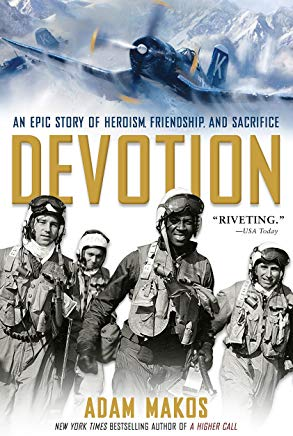 Devotion: An Epic Story of Heroism, Friendship, and Sacrifice Cover