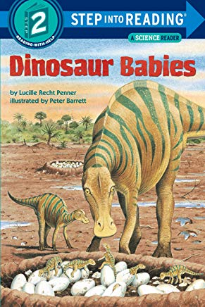 Dinosaur Babies (Step-into-Reading: A Step 2 Book) Cover
