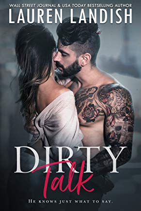 Dirty Talk (Get Dirty Book 1) Cover