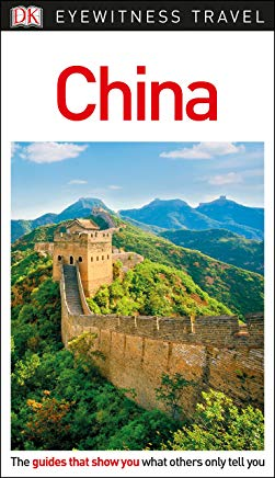 DK Eyewitness Travel Guide China Cover