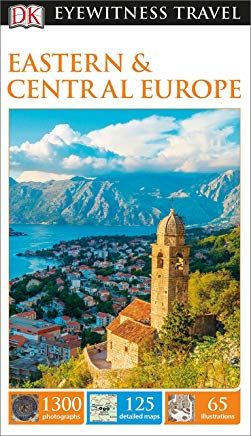 DK Eyewitness Travel Guide Eastern and Central Europe Cover