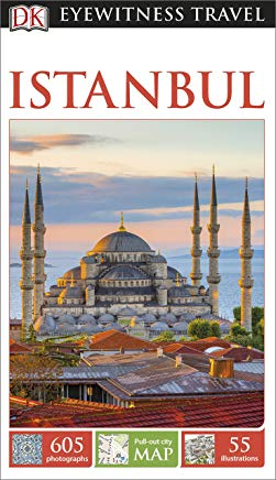 DK Eyewitness Travel Guide Istanbul (Eyewitness Travel Guides) Cover