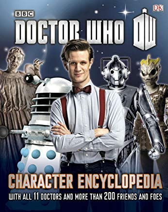 Doctor Who: Character Encyclopedia Cover