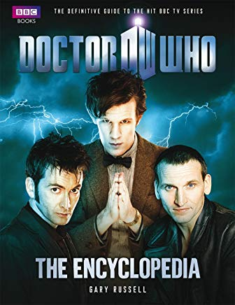 Doctor Who Encyclopedia (New Edition) Cover