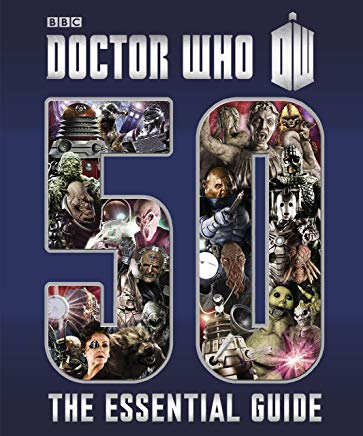 Doctor Who: Essential Guide to 50 Years of Doctor Who Cover