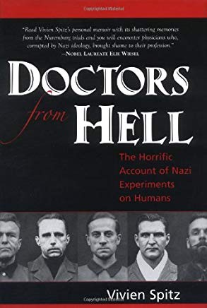 Doctors from Hell: The Horrific Account of Nazi Experiments on Humans Cover