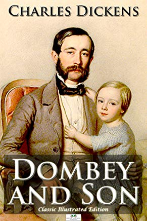 Dombey and Son - Classic Illustrated Edition Cover