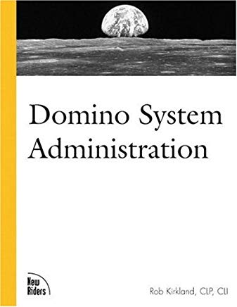 Domino System Administration Cover
