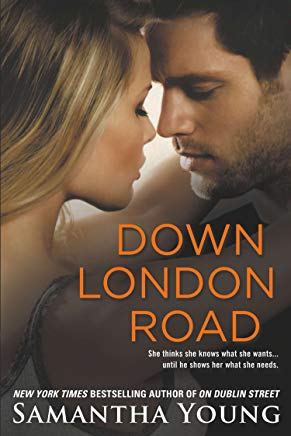 Down London Road (On Dublin Street Series) Cover