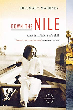 Down the Nile: Alone in a Fisherman's Skiff Cover