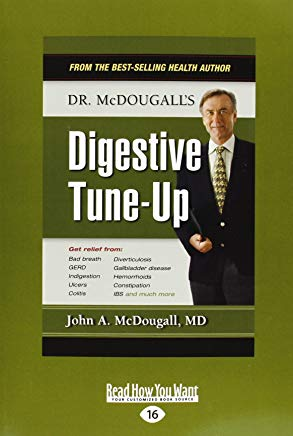 Dr. McDougall's Digestive Tune-Up Cover