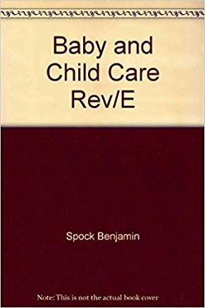 Dr. Spock's Baby and Child Care Cover