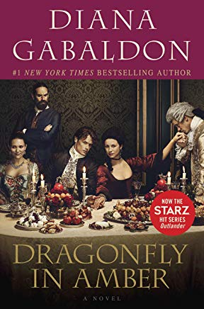 Dragonfly In Amber (Outlander, Book 2) Cover