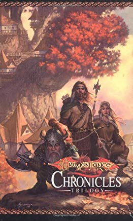 Dragonlance Chronicles Trilogy Gift Set Cover