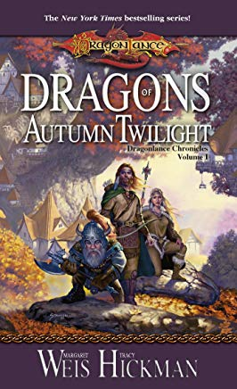 Dragons of Autumn Twilight: Chronicles, Volume One (Dragonlance Chronicles Book 1) Cover