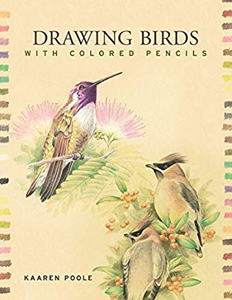 Drawing Birds with Colored Pencils Cover