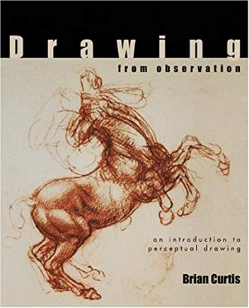Drawing from Observation: An Introduction to Perceptual Drawing Cover