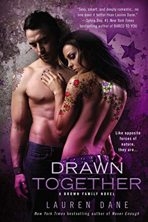 Drawn Together (A Brown Family Novel) Cover