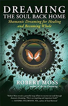 Dreaming the Soul Back Home: Shamanic Dreaming for Healing and Becoming Whole Cover