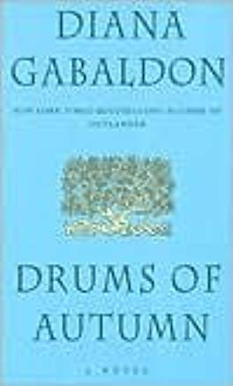 Drums of Autumn Publisher: Dell; Reissue edition Cover
