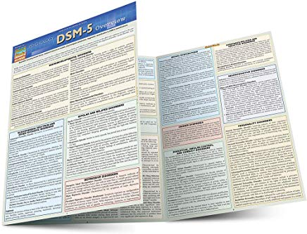 DSM-5 Overview (Quick Study Academic) Cover