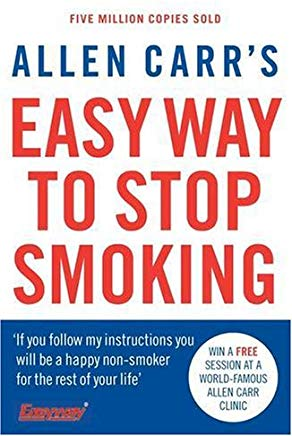 Easy Way to Stop Smoking Cover