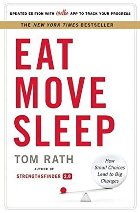 Eat Move Sleep: How Small Choices Lead to Big Changes Cover