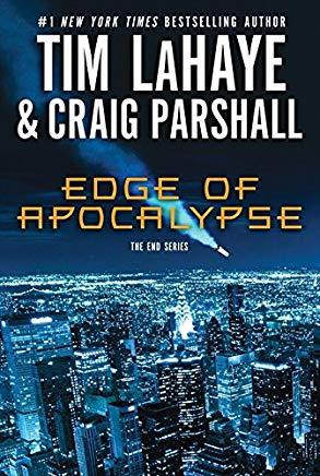 Edge of Apocalypse: A Joshua Jordan Novel (The End Series) Cover
