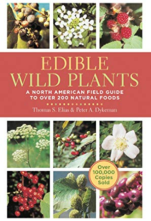 Edible Wild Plants: A North American Field Guide to Over 200 Natural Foods Cover