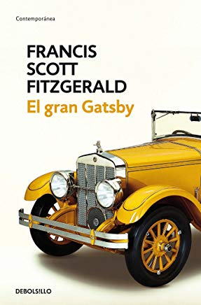 El gran Gatsby / The Great Gatsby (Spanish Edition) Cover