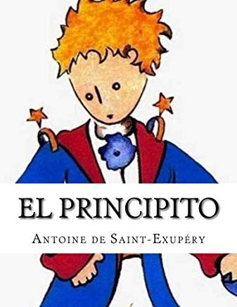 El Principito (Spanish Edition) Cover