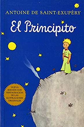 El principito (Spanish) Cover