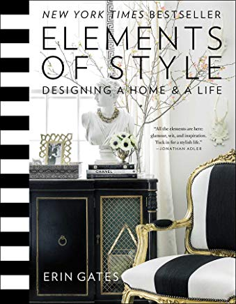 Elements of Style: Designing a Home & a Life Cover
