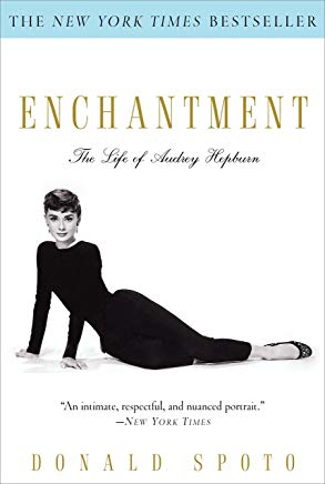 Enchantment: The Life of Audrey Hepburn Cover
