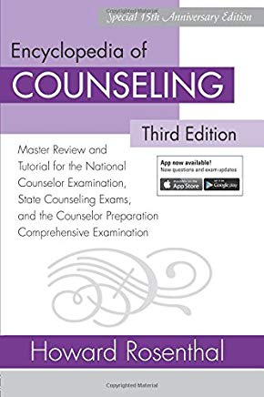 Encyclopedia of Counseling (Volume 1) Cover