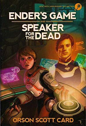 Ender's Game AND Speaker for the Dead Cover